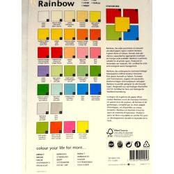 Barevný papír mix INTENSIVE 80g A4/5x20listů