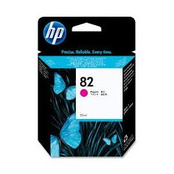 Cartridge HP CH567A No.82 purpurová
