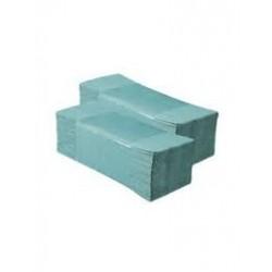 Ručníky papírové skládané zelené