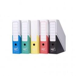 Box na dokumenty a katalogy  WHITE s potiskem
