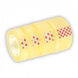 Lepicí páska čirá 25 mm x 33 m