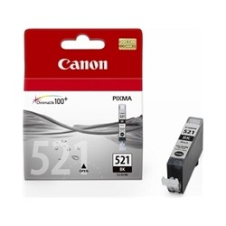 Cartridge Canon CLI-521Bk