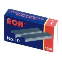 Spojovače do sešívače RON No. 10