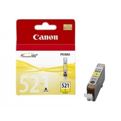 Cartridge Canon CLI-521Y