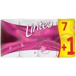 Toaletní papír LINTEO (7+1)