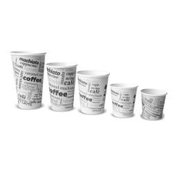 Papírové tácky CLASSIC č.5 bílé 16x23cm